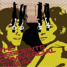 Residents - Commercial Album: 2CD pREServed Edition (CD)