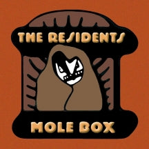 Residents - The Complete Mole Trilogy pREServed (CD)