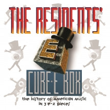 Residents - Cube-E Box: The History Of American Music In 3 E-Z Pieces pREServed (CD)