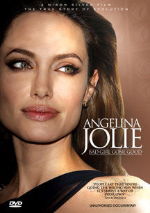 Angelina Jolie - Bad Girl Gone Good: Unauthorized Documentary (DVD)