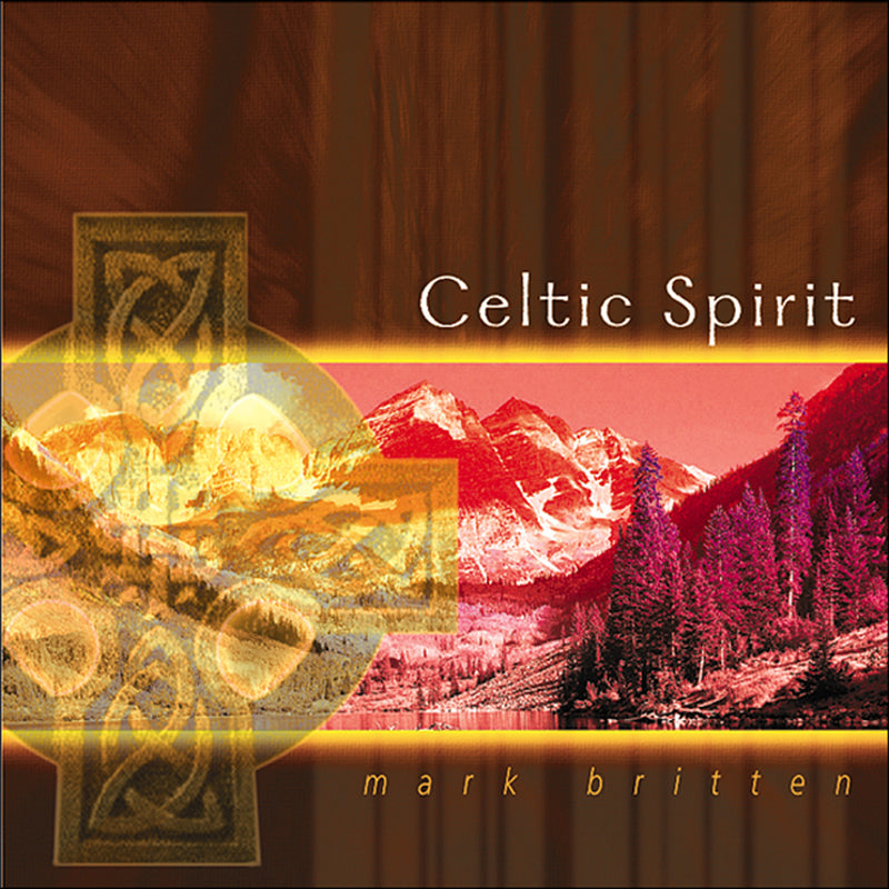 Mark Britten - Celtic Spirit (CD)
