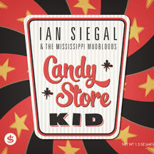 Ian Siegal - Candy Store Kid (CD)
