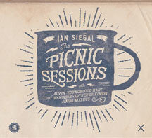 Ian Siegal - Picnic Sessions (CD)