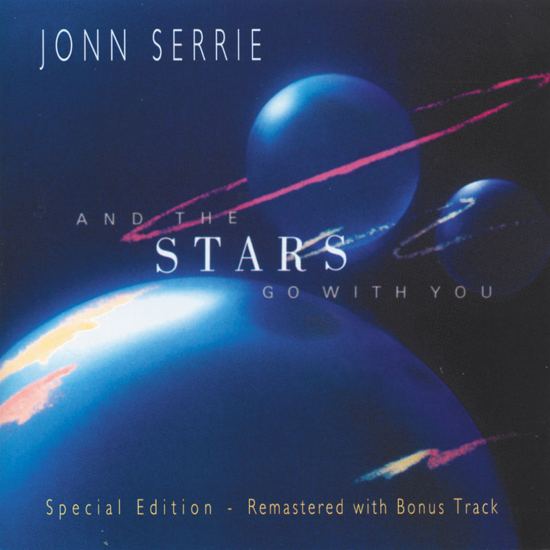 Jonn Serrie - And the Stars Go With You (CD)