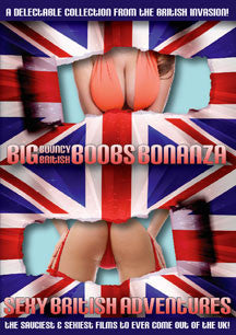 Sexy British Adventures/Big Bouncy British Boobs Bonanza Double Disc Set (DVD)