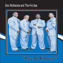 Doc Mckenzie And The Hi-lites - Live In Concert (CD)