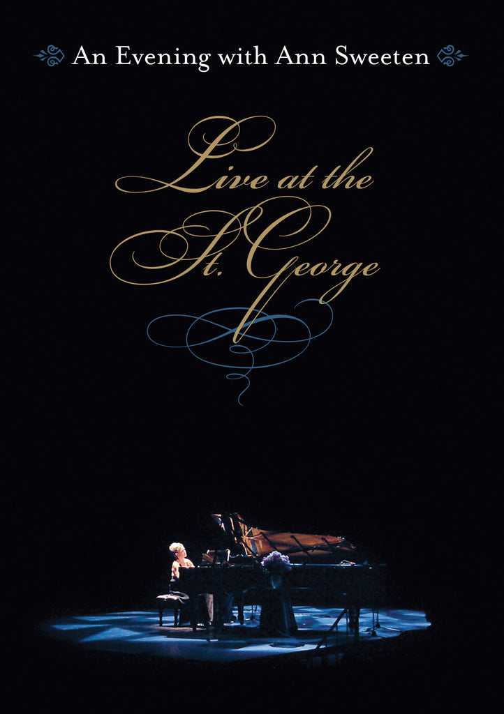 Ann Sweeten - Live At The St. George (DVD)