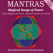 Henry Marshall - Mantras: Magical Songs of Power (CD)