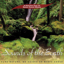 Sounds of the Earth Collection (CD)
