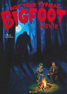 Not Your Typical Big Foot Movie (DVD)