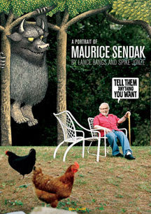 Maurice Sendak - Tell Them Anything You Want: A Portrait Ofmaurice Sendak (DVD)