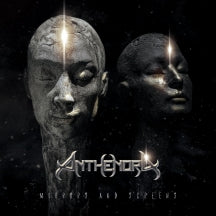 Anthenora - Mirrors And Screens (CD)