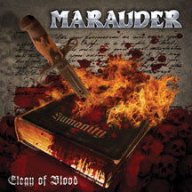 Marauder - Elegy Of Blood (CD)