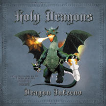 Holy Dragons - Dragon Inferno (CD)