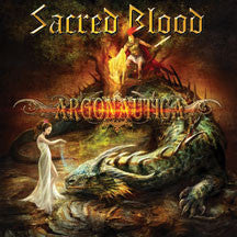 Sacred Blood - Argonautica (CD)