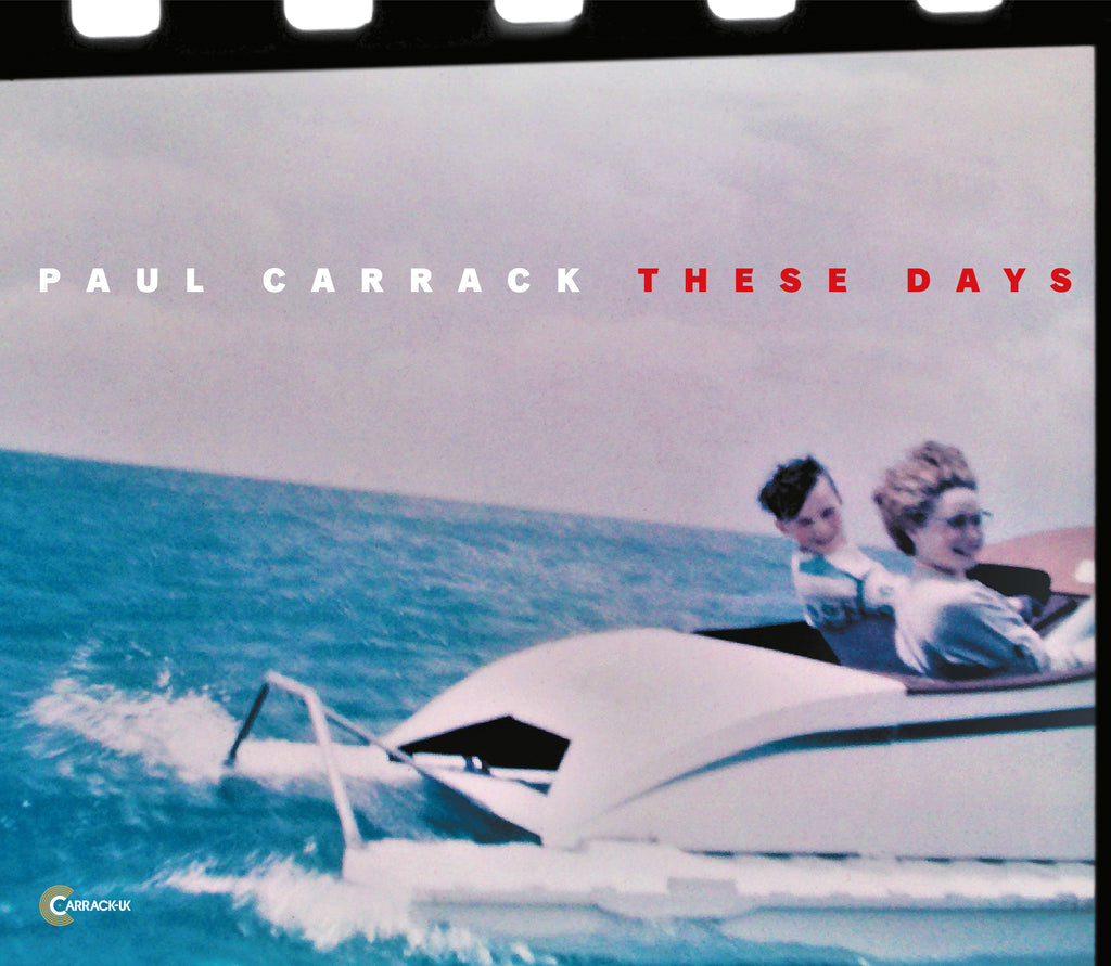 Paul Carrack - These Days (CD)
