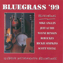 Pinecastle Records - Bluegrass '99 (CD)