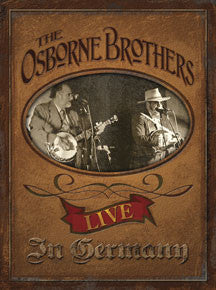 Osborne Brothers - Live In Germany Cd+dvd (CD/DVD)