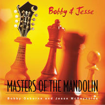 Bobby & Jesse - Masters Of The Mandolin (CD)