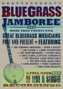 Pinecastle Records - Bluegrass Jamboree (DVD)