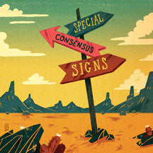 Special Consensus - Signs (CD)
