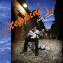 Jason Davis - Steppin' Out (CD)