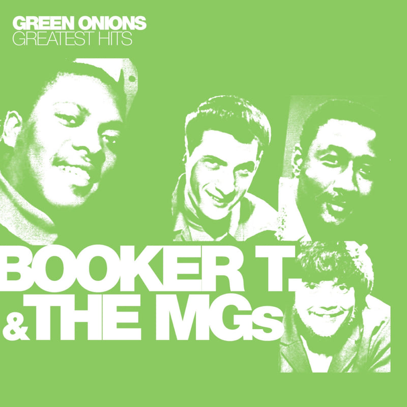 Booker T. & The M.G.'s - Green Onions: Greatest Hits (CD)