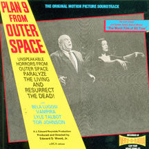 Original Soundtrack - Plan 9 From Outer Space (CD)
