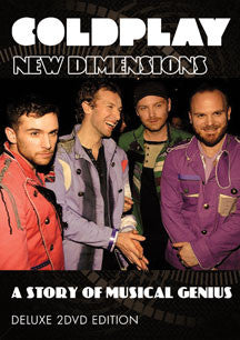 Coldplay - New Dimensions (DVD)
