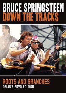 Bruce Springsteen - Down The Tracks (DVD)