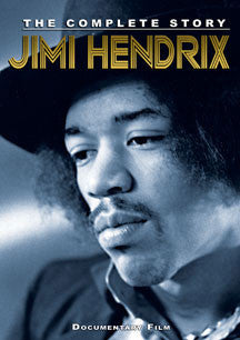 Jimi Hendrix - Complete Story (DVD)