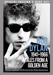 Bob Dylan - Bob Dylan - 1941-1966 Tales From A Golden Age (Special Edition) (DVD/CD)