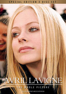 Avril Lavigne - The Whole Picture (DVD/CD)