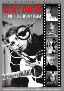 Kurt Cobain - The Early Life Of A Legend (special Edition DVD/CD Set) (DVD/CD)