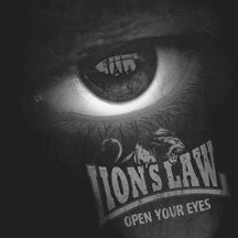 Lion's Law - Open Your Eyes (VINYL ALBUM)