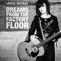 Louise Distras - Dreams From the Factory Floor (VINYL 12 INCH SINGLE)