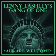 Lenny Lashley's Gang Of One - All Are Welcome (VINYL ALBUM)