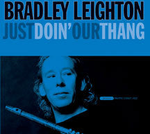 Bradley Leighton - Just Doin'our Thang (CD)