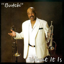 Butch Harrison - What It Is (CD)