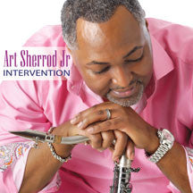 Art Sherrod Jr - Intervention (CD)
