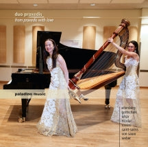 Duo Praxedis - Works By Rossini, Nicolai, Weber, Eilenberg, Lehar, And Others (CD)