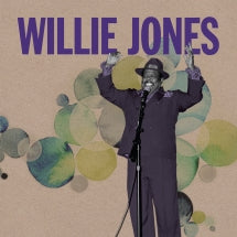 Willie Jones - Warning Shot B/W Gotta Let It Go (7 INCH)