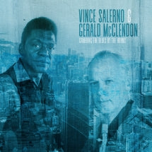 Vince Salerno & Gerald McClendon - Grabbing the Blues By the Horns (CD)