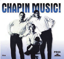 Chapin Brothers - Self Titled (CD)