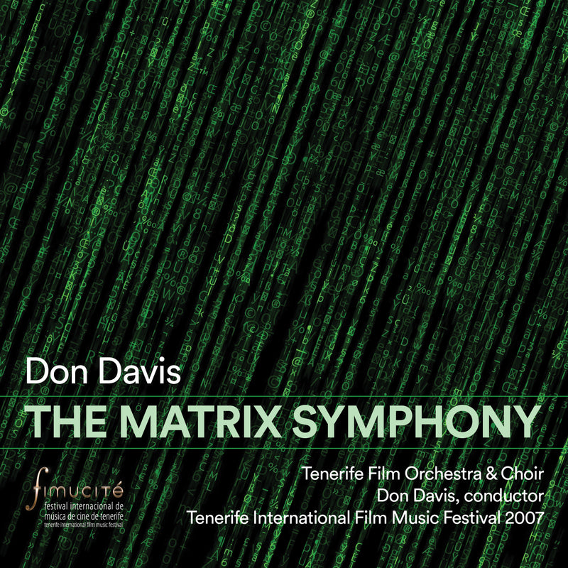 Don Davis - The Matrix Symphony (CD)