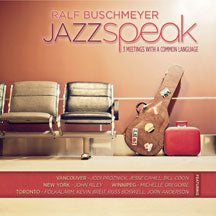Ralf Buschmeyer - Jazzspeak (CD)