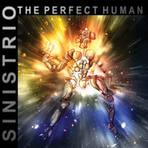 Sinistrio - The Perfect Human (CD)