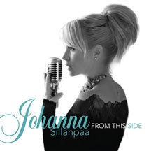 Johanna Sillanpaa - From This Side (CD)