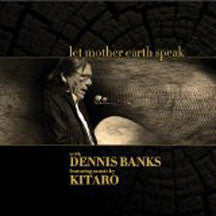 Kitaro - Let Mother Earth Speak (CD)