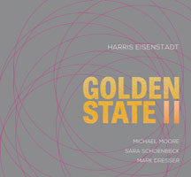 Harris Eisenstadt - Golden State II (CD)